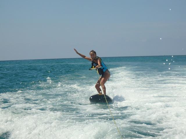 沖縄 ジェットサーフィン