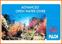 アドヴァンスド・オープン・ウォーター・ダイバー(2日)