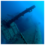 エモンズ沈船ボートFUNダイビング